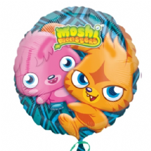 "Moshi Monsters Foil Balloon (18"") 1pc"